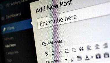 Welkom in de wereld van WordPress