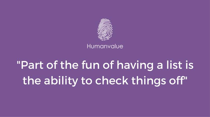 Check, check, dubbelcheck: lang leve de checklists