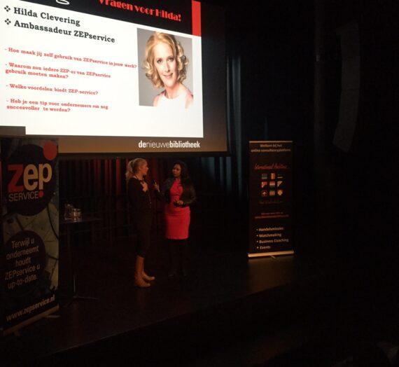 Speaker's Night Zakelijk: in 3 stappen naar meer succes als ZZP-er
