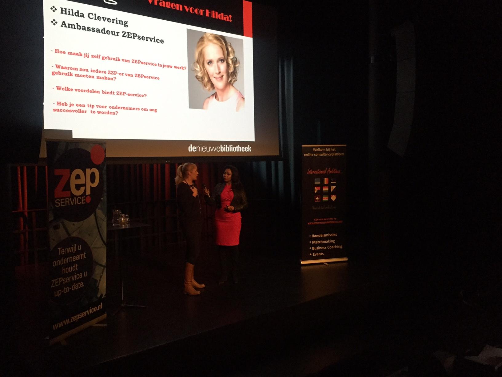 Speaker's Night Zakelijk: In 3 stappen naar meer succes als ondernemer