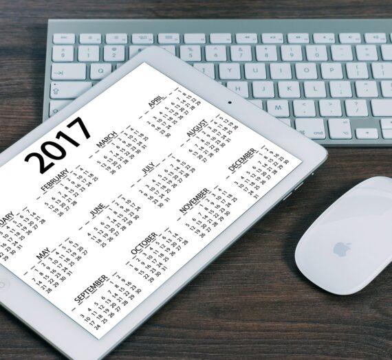Een nieuwjaarscadeautje: download de gratis contentkalender!