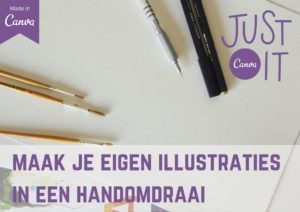 Canva: maak je eigen illustraties in een handomdraai