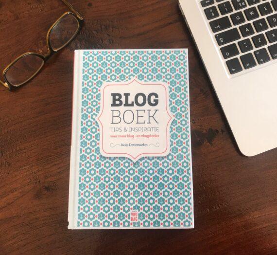 Blogboek | Kelly Deriemaeker (herziene versie)