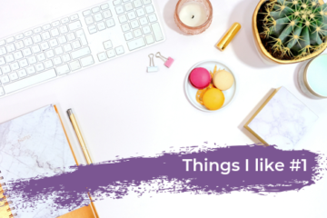 Things I like blog #1