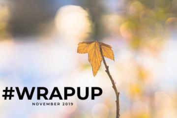 November 2019 #wrapup foto