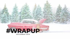 December 2019 #wrapup foto