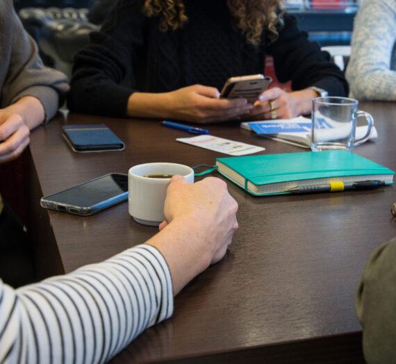 Werken en ontmoeten in de nieuwe bibliotheek in Almere