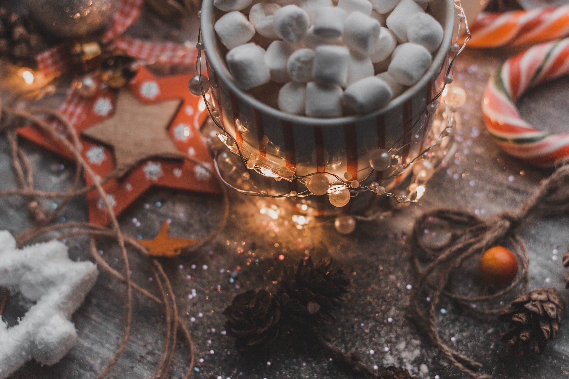 content tip: inhaken op kerstmis foto